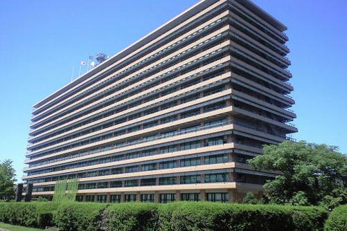 熊本県庁舎
