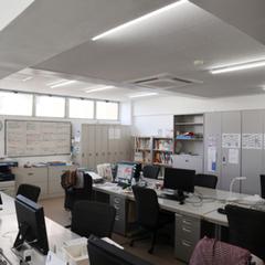 フォトイメージ | 事務室(1) - 撮影NAVI.com
