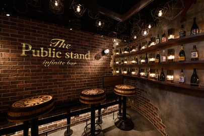 The Public stand 恵比寿店